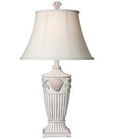 Cream Seaside Table Lamp