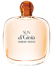 Giorgio Armani Sun di Gioia Eau de Parfum, 3.4 oz