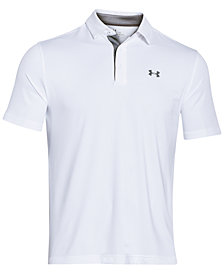 Under Armour Men's Playoff Performance Solid Golf Polo