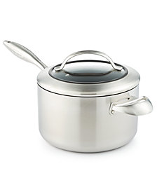 Scanpan CTX 4-Qt. Saucepan with Lid