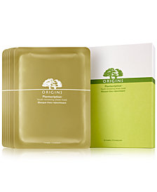 Origins Plantscription Youth-Renewing Sheet Mask 6 pack