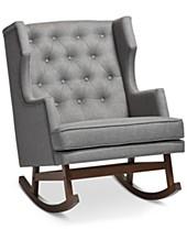 Astounding Nursery Gliders Rockers Macys Ibusinesslaw Wood Chair Design Ideas Ibusinesslaworg