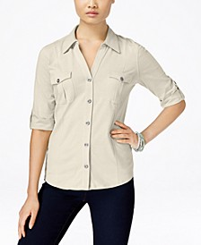 Utility Shirt, Created for Macy's