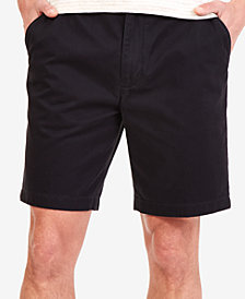 "Nautica Men's Big & Tall 10"" Flat Front Deck Shorts"