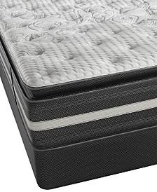 Beautyrest Recharge World Class Keaton 14 5 Luxury Firm Pillowtop Mattress Set Twin