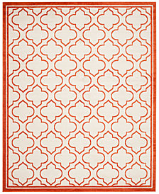 Safavieh Amherst Indoor/Outdoor AMT412B Light Grey/Ivory Area Rugs