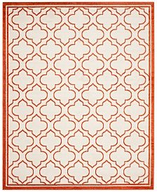 Safavieh Amherst Indoor/Outdoor AMT412E Ivory/Light Grey Area Rugs