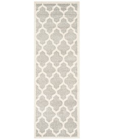 Amherst Indoor/Outdoor AMT420 2'3'' x 11' Runner Area Rug