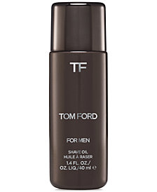 Tom Ford Men's Shave Oil, 1.3 oz