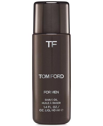 Tom Ford Men's Shave Oil, 1.3 oz