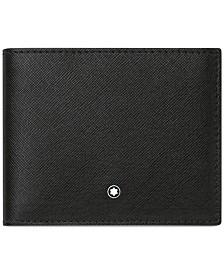 Montblanc Unisex Sartorial Black Leather Wallet 113215
