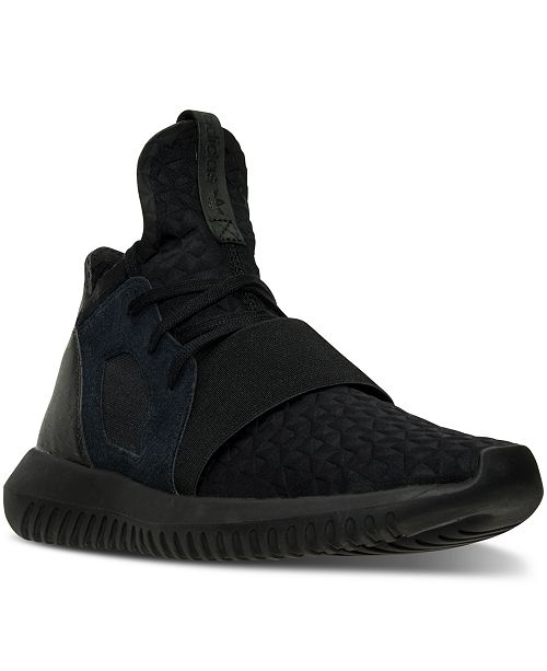 new style a84b0 d569d ... adidas Women s Originals Tubular Defiant Casual Sneakers from Finish ...