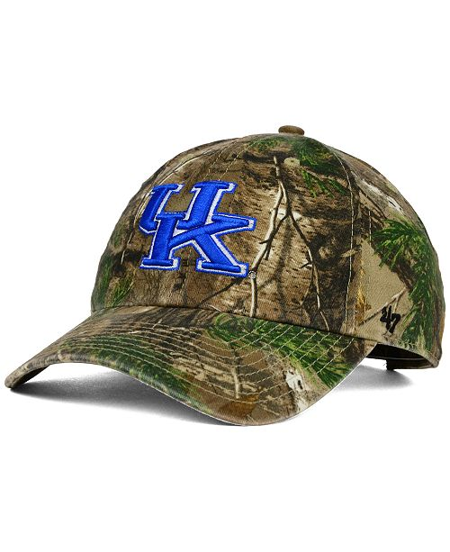 '47 Brand Kentucky Wildcats Clean Up Cap