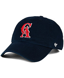 '47 Brand Los Angeles Angels of Anaheim Core Clean Up Cap