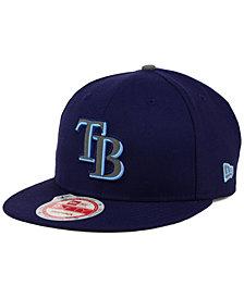 New Era Tampa Bay Rays Reflect On 9FIFTY Snapback Cap