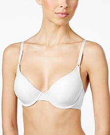 One Fab Fit Original Tailored Demi T-Shirt Underwire Bra 7959