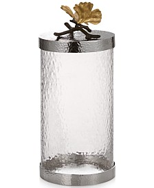 Michael Aram Butterfly Ginkgo Large Kitchen Canister
