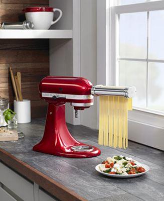 KSMPRA Pasta Roller and Cutter Set