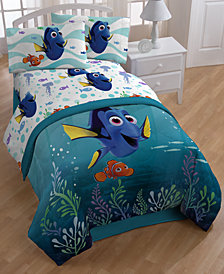Disney's Finding Dory Sun Rays Full 7 Piece Comforter Set