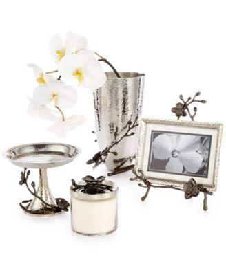 Michael Aram Black Orchid Easel Frame - Picture Frames - Macy\'s