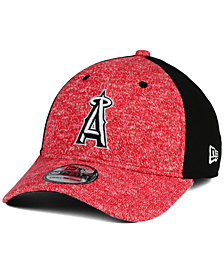 New Era Los Angeles Angels of Anahiem Team Color Tech Fuse 39THIRTY Cap