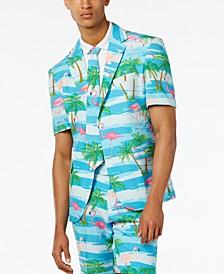 Men's Summer Flaminguy Flamingo Suit