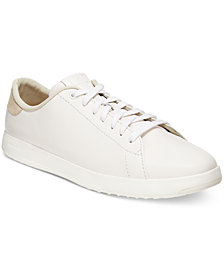 Cole Haan Women's GrandPro Tennis Lace-Up Sneakers