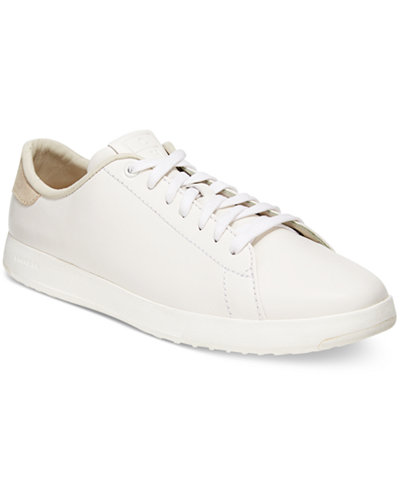 Cole Haan Women S Grandpro Tennis Lace Up Sneakers