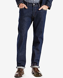 Men's 501 Original Fit Stretch Jeans