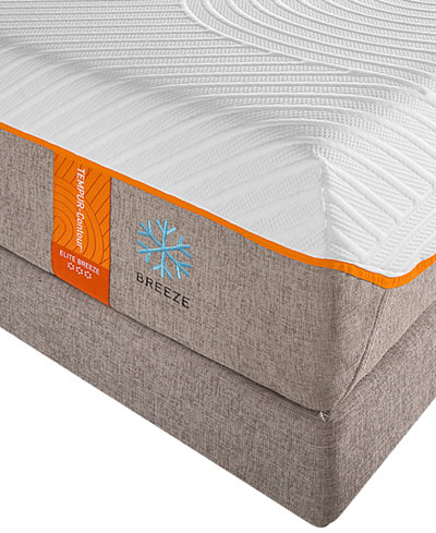 Tempur Pedic Contour Elite Breeze 12 5