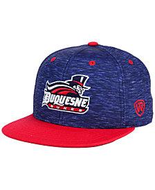 Top of the World Duquesne Dukes Energy 2-Tone Snapback Cap