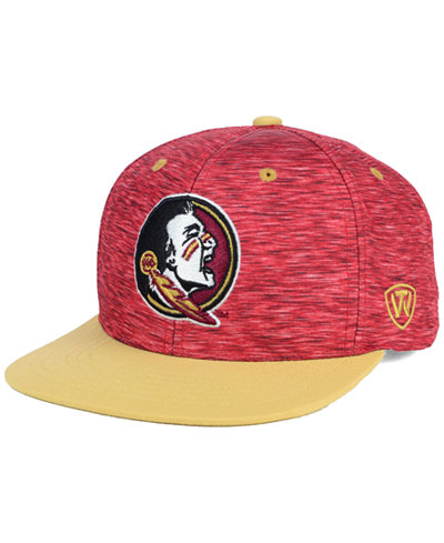 Top of the World Florida State Seminoles Energy 2-Tone Snapback Cap