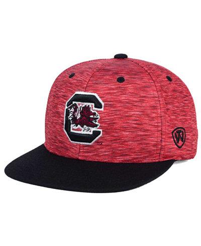 Top of the World South Carolina Gamecocks Energy 2-Tone Snapback Cap