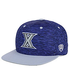 Top of the World Xavier Musketeers Energy 2-Tone Snapback Cap