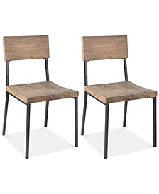 Tacoma Dining Chairs (Set Of 2), Quick Ship