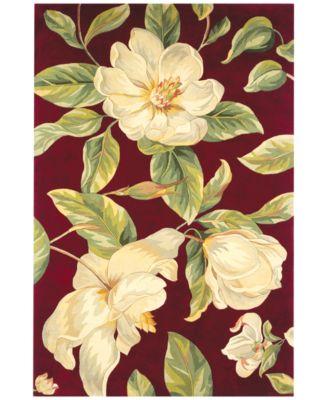Catalina Magnolia 5' x 8' Area Rug