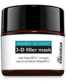 Dr. Brandt Needles No More 3D Filler Mask
