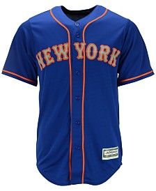 Majestic Men's New York Mets Replica Cool Base Jersey