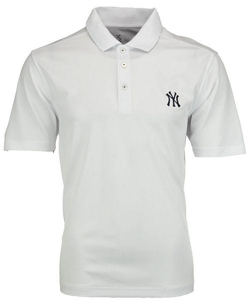 Cutter & Buck Men's New York Yankees Fairwood Polo