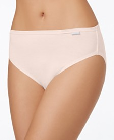 Jockey Elance Supersoft French Cut 2160, Created for Macy's, also available in extended sizes
