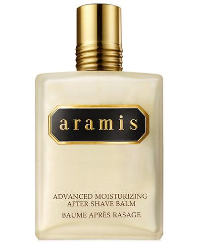 Aramis Men's Advanced Moisturizing Aftershave for Him, 4.1 oz.