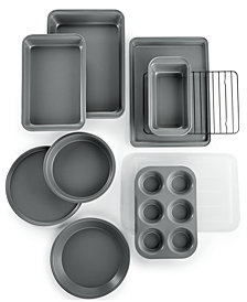 Martha Stewart Essentials 10-Pc. Bakeware Set, Created for Macy's