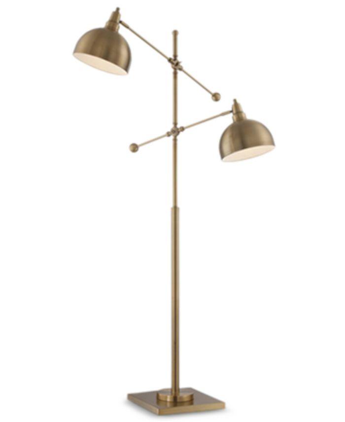 Lite Source - Cupola 2-Light Floor Lamp