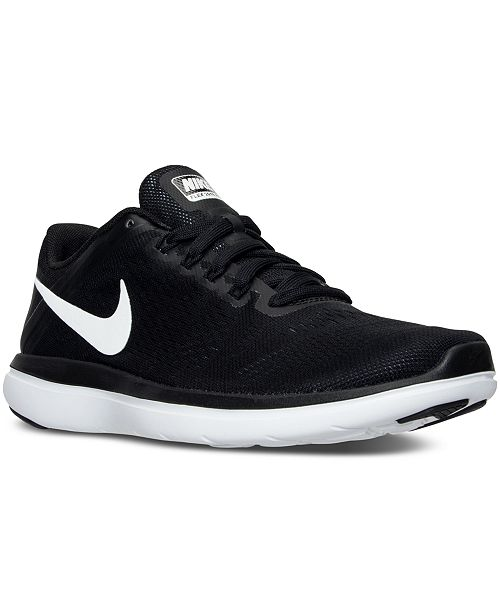 Nike Men s Flex Run 2016 Running Sneakers from Finish Line - Finish ... 47faeabee1d4