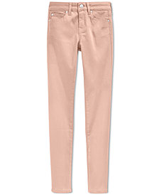 Celebrity Pink Big Girls Colored Denim Skinny Jeans,