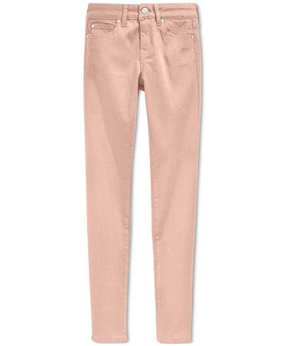 Celebrity Pink Big Girls Colored Denim Skinny Jeans,