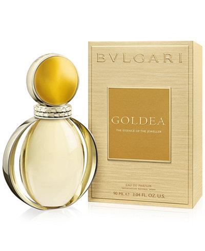 BVLGARI Goldea Eau De Parfum, 3 oz