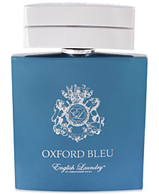English Laundry Oxford Bleu Men's Eau de Parfum, 3.4 oz