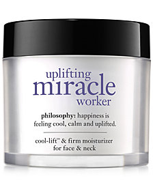 philosophy Uplifting Miracle Worker Face Moisturizer, 2 oz