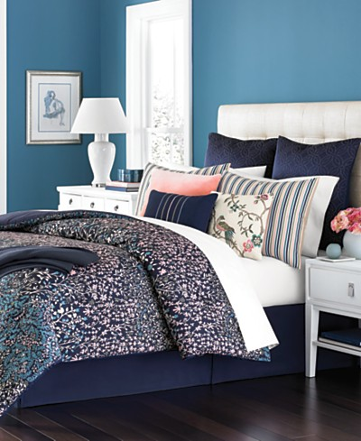 Martha Stewart Collection Cloister 10-Pc. Comforter Sets, Created for Macy's